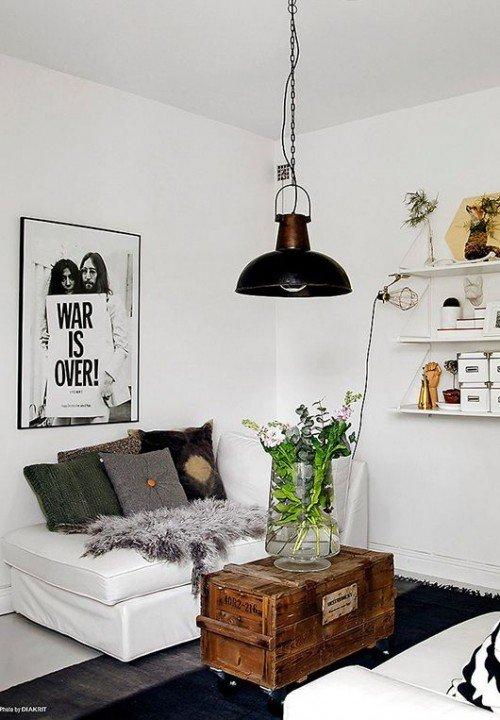 minimal dekorasyon